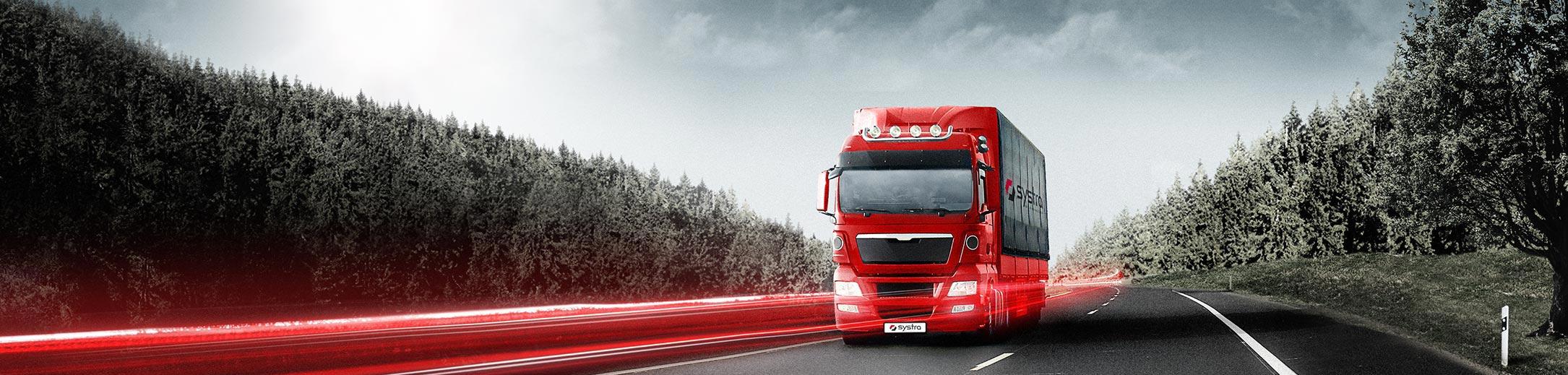 Systra Logistik - Transporte terrestre